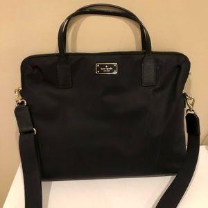Kate Spade Black Universal Laptop Bag